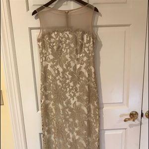 An evening gown
